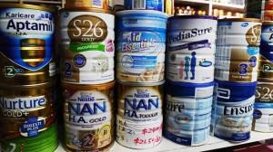奶粉被中國人搶光 澳超市祭出「限購令」