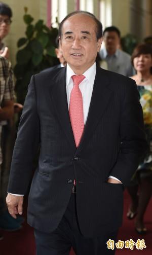 婉拒任洪總部主委 王金平:為難我就是為難全立院