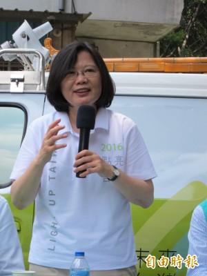 老謝:台灣下任總統鐵定是矮子當家!