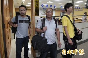 學者警告恐違法 被逮記者:我們沒進部長辦公室