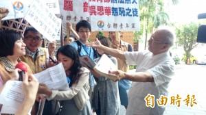 周倪安控教長強推黑箱課綱 「路人甲」要她當教育部長...