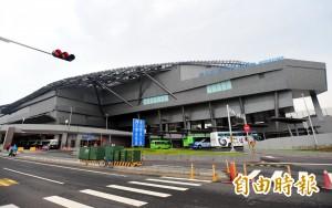 驚!趁台中清泉崗機場停電 通緝犯偷溜出境