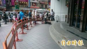 又要包圍中正一?台灣國聲援反課綱學生