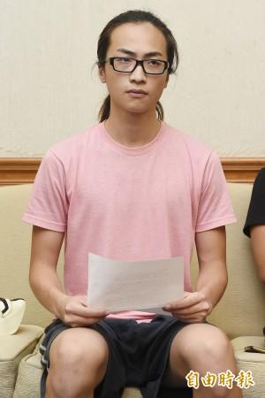 朱震:陪林過完20歲生日 12後主導權交給現場民眾