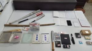 查獲色情傳播公司 內埔警逮10人調查