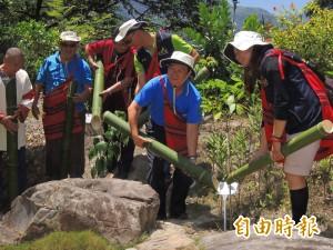 全國生態農村綠行動 從台灣之心正式啟動