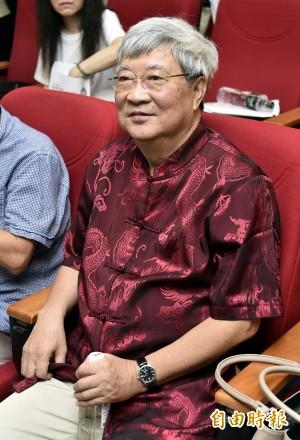 王曉波稱課綱助益國民黨 林飛帆批:眼裡沒新一代泛藍