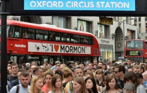 地鐵又罷工 倫敦交通大打結