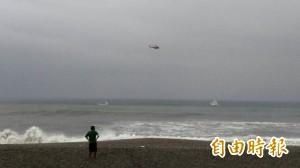 宜蘭南方澳內埤海邊4人落海 尋獲3人、1小孩失蹤