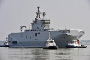 戰艦不賣俄國 法:已有其他國願接手