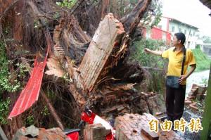 336所學校災損  初估1827多萬元