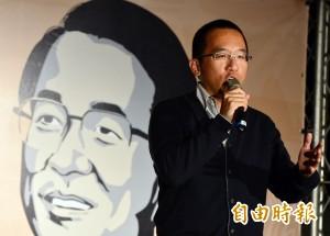 宋楚瑜稱阿扁要他當閣揆 陳致中痛批「爛肉」