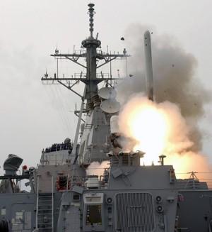 計劃弄沉中國戰艦? 美改裝新型戰斧導彈