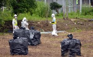 福島核災民拒回家園 發起多件集體訴訟