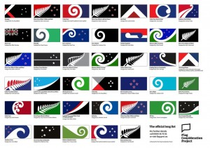 自己的國旗自己做! 紐西蘭40款候選國旗搶先看