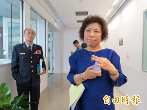 蘇迪勒襲台 葉毓蘭:面對氣候巨獸只在意颱風假?