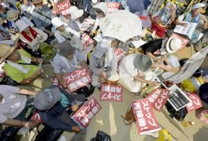 日重啟川內核電 當地居民意見不一
