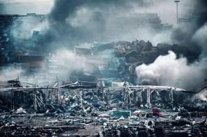 中國化學危爆一再發生 近5年來至少569起