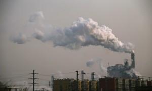 美研究:中國空汙導致每天4千人死亡