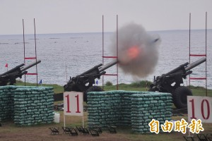 36門火砲齊發!「天雷操演」屏東震撼登場