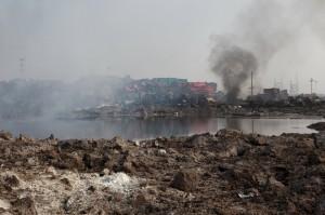 天津大爆炸 官方:114死、70失聯