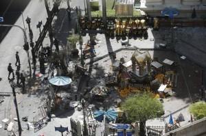 曼谷爆炸史上最慘 泰總理:嫌犯疑與紅衫軍有關