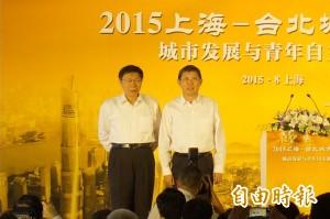 柯P稱尊重九二共識 謝長廷:不會影響民進黨
