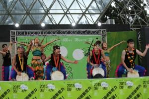 最不設限的表演 台北藝穗節開幕了!