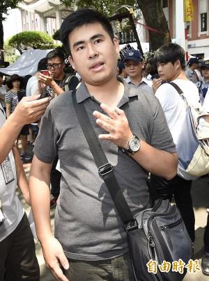 王炳忠參選台南立委:「要打就打最強的!」