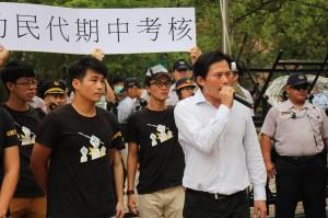 中選會淪政治打手? 黃國昌嗆「割闌尾宣傳罰我吧」