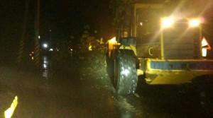 大雨不斷 蘇花公路坍方封閉搶修中