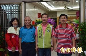 鹽埔鄉長呂清輝涉賄 判刑2年、褫奪公權10年