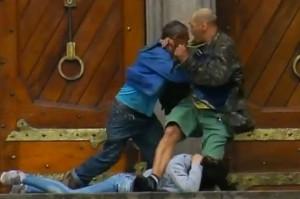 巴西傳持槍挾持案 街友扮無名英雄中彈亡