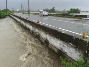 阻水路洪水溢道路 火燒珠橋將改建