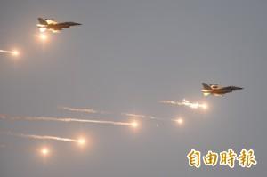 漢光演習登場 空投悍馬車超震撼!