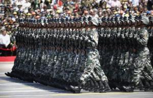解放軍明起連三天 在台灣海峽實彈軍演