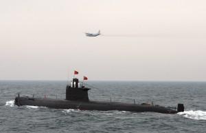 中國海軍日漸活躍 日美部署水下監聽系統
