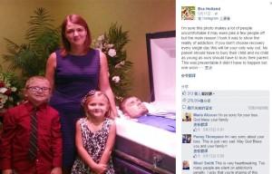 吸毒毀了一個家 她拍警世「全家福」照震驚世界