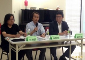林洲民:「台北好難看」 批整宅平宅如城市蛀牙