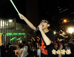 雨傘革命週年 黃之鋒:香港民主之路仍漫長