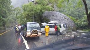 杜鵑來襲爬奇萊東稜下撤 60歲男猝死