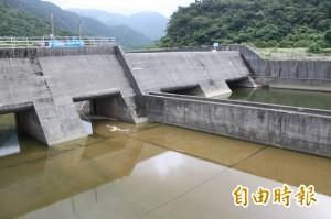 基隆河水位高漲  員山子分洪