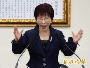 賴清德支持台灣獨立 洪辦要求小英也說真話