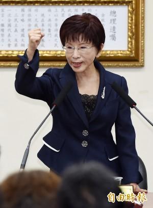 本土藍組「台灣國民黨」施壓洪 傳藍高層未公開壓制