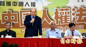 台聯要立法反制中國 效法美日韓「北朝鮮人權法」