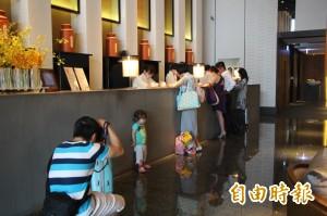 國慶連假  台南旅館住房率首見回升