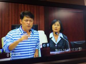 林欽榮主責藍色公路 北市議員轟「請鬼拿藥單」