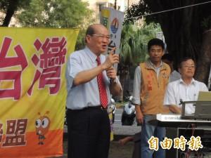 中國以商逼政 黃昆輝籲明年立院退回對中協議
