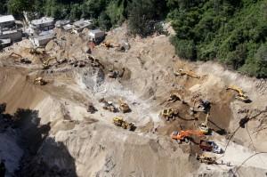 瓜地馬拉土石流  死亡人數攀至237人