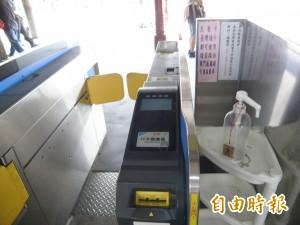 台鐵「卡」進國境之南 10/15歸來-潮州開通電子票證